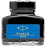 Parker Quink Ink Bottle, Blue