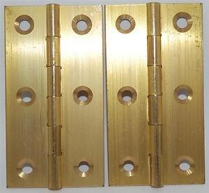 Securit Brass Butt Hinge Sc 38mm