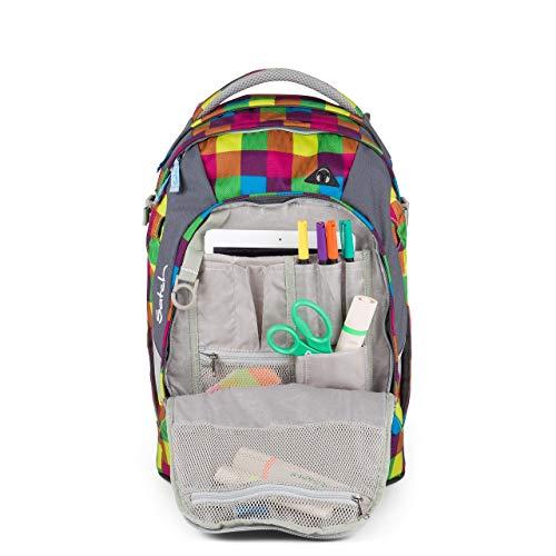 2e4bc30cc1 Satch pack zaino scuola II 48 cm compartimenti portatile Berry Carry
