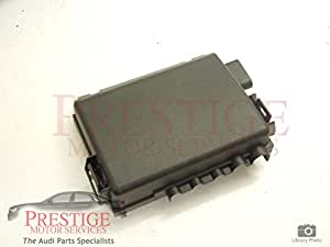 audi tt 8n a3 8l battery box fuse holder cover lid new. Black Bedroom Furniture Sets. Home Design Ideas