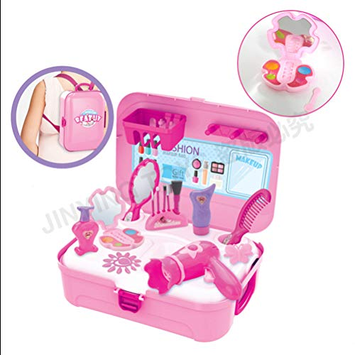 EisEyen Baby Mini Puzzle Werkzeuge Rollenspiel Koffer Pretend Play Haus Spielzeug Geschenk Spiele