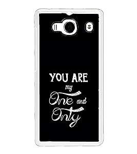 Love Quote 2D Hard Polycarbonate Designer Back Case Cover for Xiaomi Redmi 2S :: Xiaomi Redmi 2 Prime :: Xiaomi Redmi 2