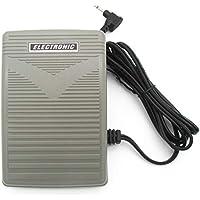KUNPENG - #90-222050-43-R Pedal de control de pedal 1 pasador ajuste para PFAFF 1471 1473 1475 4870 4872 7510 7530 7560 7562