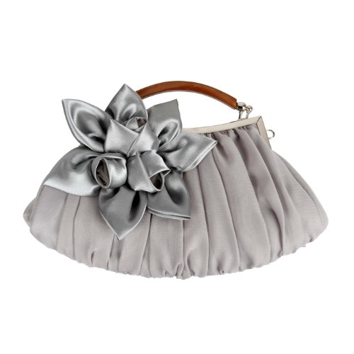 bmc-silver-floral-embellished-sheer-chiffon-exterior-kissing-lock-clasp-resin-handle-framed-party-cl