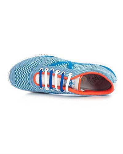 Sneaker Munich Anoia Blu Bleu