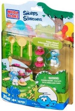 THE SMURFS 10737 BAKER SMURF Smurf Spiele
