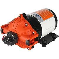 Seaflo 12Volt 7.0GPM 60PSI bomba de alta presión agua 26,5l/min con interruptor automático para Marine RV barco Automotive
