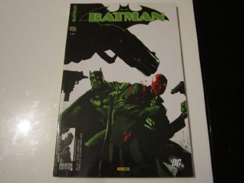BATMAN 22 jeux de vilain édition collector.. PANINI COMICS (mars 2007)