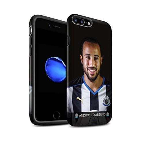 Officiel Newcastle United FC Coque / Matte Robuste Antichoc Etui pour Apple iPhone 7 Plus / Ayoze Design / NUFC Joueur Football 15/16 Collection Townsend