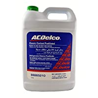 ACDelco Antifreeze Coolant (Classic Coolant - Green)