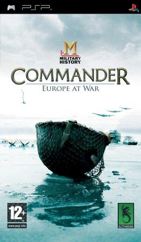 Military History: Commander Europe at War