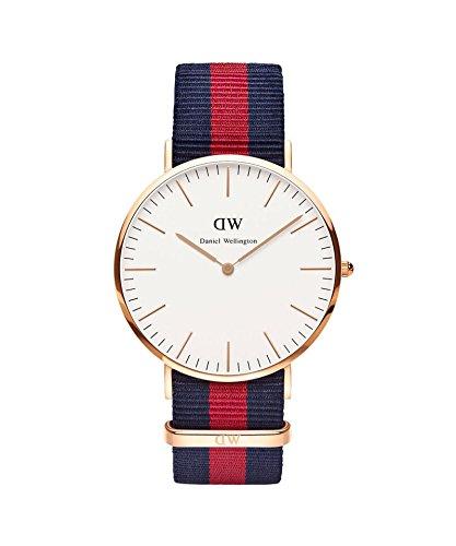 DANIEL WELLINGTON - Men's watch DANIEL 40mm WELLINGTON OXFORD W0101DW
