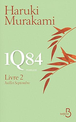 1Q84 - Livre 2 par Haruki MURAKAMI
