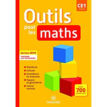 Outils pour les maths CE1 cycle 2