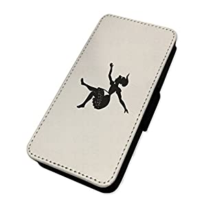 Alice in Wonderland Falling – Flip Case Wallet Cover