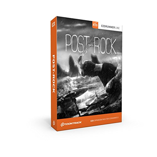 Toontrack – post-rock EZX toontrac Software de batería