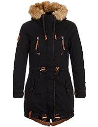 Naketano Female Jacket Habibi Blocksberg II