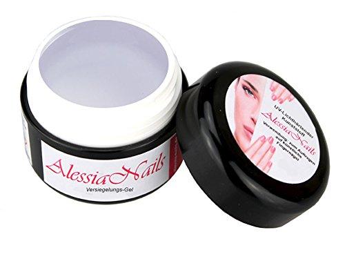 Versiegelungs-Gel - klar - dünnviskos - Alessia-Nails UV-Gel - 15 ml