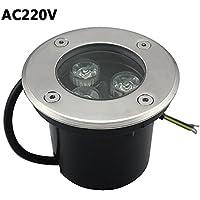 CMYK Lampada ad incasso LED da Parlat (3 LED di potenza, bianco caldo,220V AC,impermeabile)