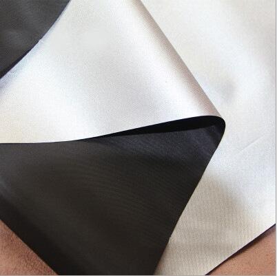 do4u Schatten Tuch Stoff wasserdicht Blackout UV-Schutz wasserabweisend Gewebe Ultra Leicht, (3 Meter) schwarz -