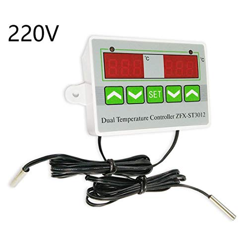 Temperaturregler, Heizungsregelung, Micro Digital Delay Inkubator Control Computer, Raumthermostat