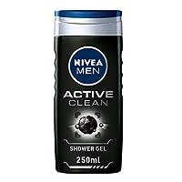 NIVEA MEN  Shower Gel Active Clean 250ml