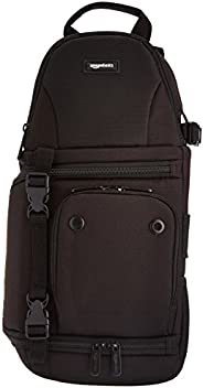 Amazonbasics Camera Sling Bag, Black