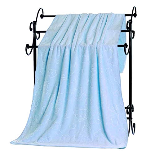 Asciugamani da Bagno Unisex in Fibra Superfine