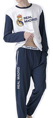 Pijama Real Madrid Hombre Manga Larga