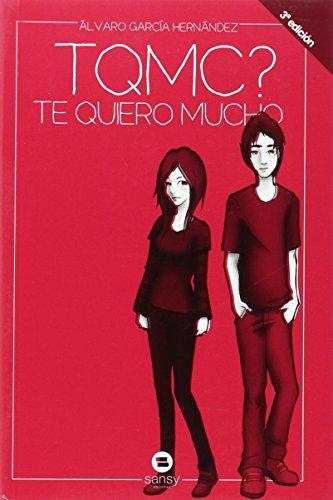 Portada del libro TQMC te quiero