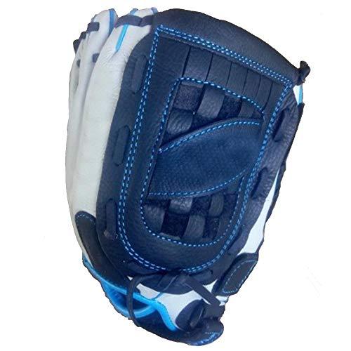 CXXX HT Baseball-Handschuh Linker Schuss Outfielder Handschuhe Sport im Freien Üben Ausbildung Liga Softball Baseball Eltern-Kind-Aktivitäten (Softball Innere Handschuh)