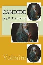 Candide: english edition