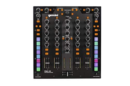 Gemini pma 20 mixer stereo 4 canali nuovo