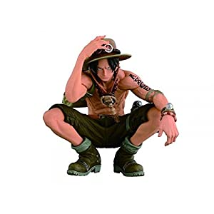 Banpresto - Figurine One Piece - The Portgas.D.Ace King of Artist Special Version 26cm - 3296580343560 5