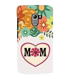Fiobs Designer Back Case Cover for Lenovo Vibe K4 Note :: Lenovo K4 Note A7010a48 :: Lenovo Vibe K4 Note A7010 (Mom Mother Maa Love Lovely Sacrifice Sum)