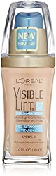 LOreal Visible Lift Serum Absolute Advanced Age-Reversing Makeup, Classic Ivory 1 oz (Pack of 2)