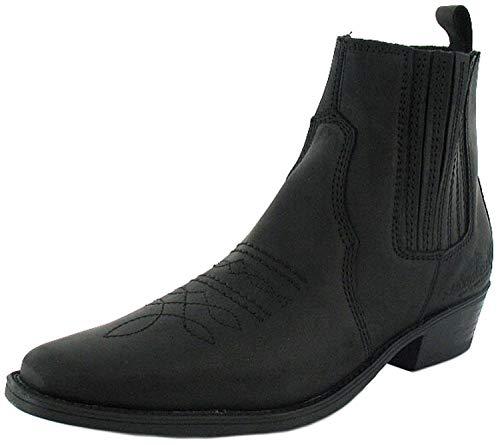 Wrangler - Botas para hombre negro negro 45