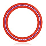 profun Real Action Frisbee Flying Ring, Sprint Ring–Einheit (rot Farbe), Flying Discs für Erwachsene und Kinder