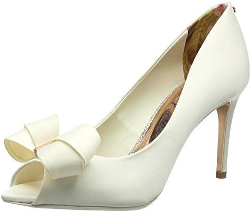 Ted Baker Vylett, Zapatos de Tacón con Punta Abierta para Mujer