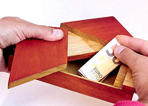 Caja Mágica EL COFRE MISTERIOSO Logica Giochi