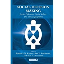 Social Decision Making (Series in Organization and Management)