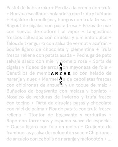 Arzak (Spanish Edition)
