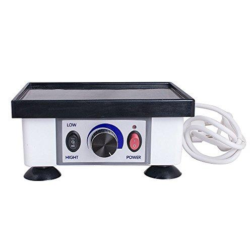 Hot Dental kleinen Platz Quartet Vibrator Oszillator Lab Equipment 51B Gipsrüttler UK Lager