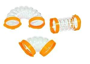 FOP Kit de tuyaux pour rongeurs Orange