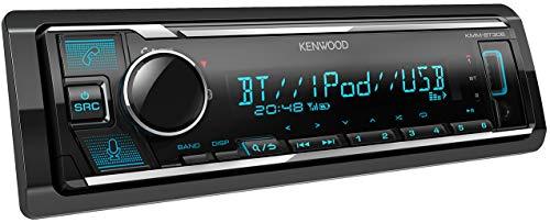 Imagen de Radio Bluetooth Para Coche Kenwood por menos de 95 euros.