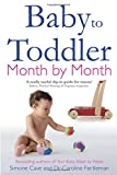 Best Books Months - Baby to Toddler Month By Month Review