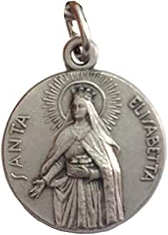 Medalla de Santa Isabel de Hungría- La Medallas De Los Patronos