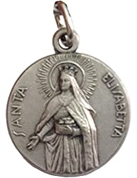 Medal of Saint Elizabeth of Hungary - The Patron Saints Medals