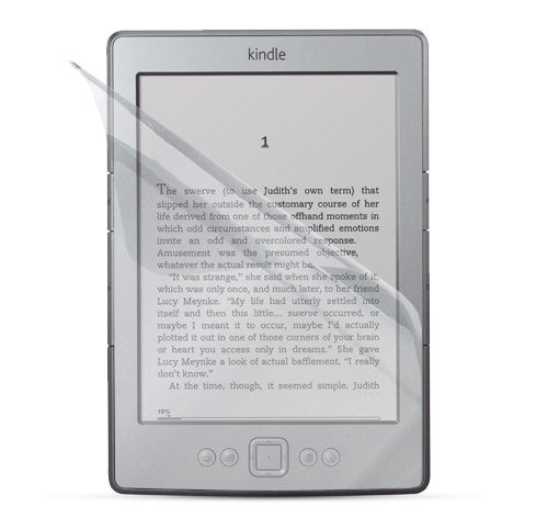 Modern-Tech Invisible Screen Protector / Shield for Amazon Kindle 6