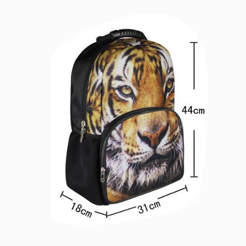 Imagen de injersdesigns casual  mujer hombre viaje  laptop school bags para adolescentes denim perro gato alumnos bookbags para niñas niños c3304a  alternativa